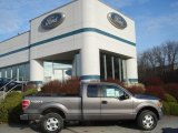 2011 Sterling Grey Metallic Ford F150 XLT SuperCab 4x4 #57873810