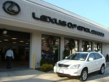 2009 Crystal White Mica Lexus RX 350 AWD #57969567