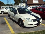 2008 White Suede Ford Fusion SE V6 #57875661