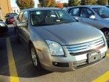 2008 Moss Green Metallic Ford Fusion SE V6 #57875653