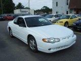 2000 Bright White Chevrolet Monte Carlo SS #57875637