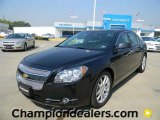 2012 Black Granite Metallic Chevrolet Malibu LTZ #57873025