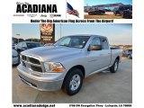 2011 Bright Silver Metallic Dodge Ram 1500 SLT Quad Cab #57969540