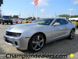2012 Silver Ice Metallic Chevrolet Camaro LT Coupe #57873002
