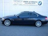 2007 Monaco Blue Metallic BMW 3 Series 328i Coupe #57875134