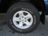 2005 Toyota Tundra SR5 TRD Double Cab 4x4 Wheel