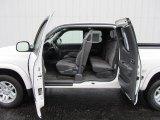 2005 Toyota Tundra SR5 Access Cab 4x4 Light Charcoal Interior