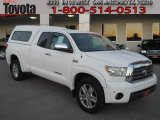 2007 Super White Toyota Tundra Limited Double Cab #57874437