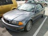 2001 Steel Grey Metallic BMW 3 Series 330i Convertible #57876862