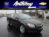 2012 Black Granite Metallic Chevrolet Malibu LT #58090729