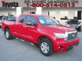 2007 Radiant Red Toyota Tundra Limited Double Cab #57874385
