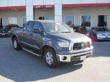 2008 Slate Gray Metallic Toyota Tundra SR5 Double Cab #57874348