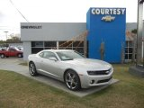 2012 Silver Ice Metallic Chevrolet Camaro LT/RS Coupe #58090674