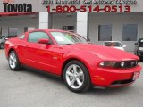 2011 Race Red Ford Mustang GT Coupe #57874331