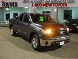 2010 Slate Gray Metallic Toyota Tundra Double Cab #57874321