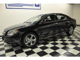 2012 Black Granite Metallic Chevrolet Malibu LT #58090654