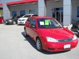 2005 Infra-Red Ford Focus ZX3 SE Coupe #57874309