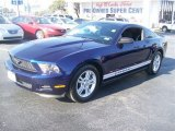 2011 Kona Blue Metallic Ford Mustang V6 Coupe #57874291