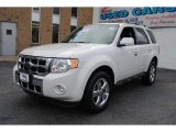 2009 White Suede Ford Escape Limited V6 4WD #58090628