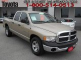 2003 Light Almond Pearl Dodge Ram 1500 ST Quad Cab #57874261