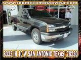 2003 Dark Gray Metallic Chevrolet Silverado 1500 LS Extended Cab #57874230