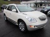2011 White Diamond Tricoat Buick Enclave CXL AWD #58090581