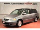 2001 Granite Green Honda Odyssey EX #57876507