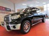 2010 Black Toyota Tundra Platinum CrewMax 4x4 #58090533