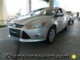 2012 Ingot Silver Metallic Ford Focus SE Sedan #57872827