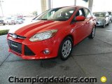 2012 Race Red Ford Focus SE Sedan #57872826