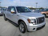 2012 Ford F150 FX2 SuperCrew Data, Info and Specs