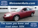 2006 Sport Red Metallic Chevrolet Impala LS #57876451