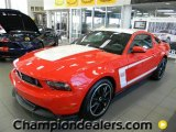 2012 Race Red Ford Mustang Boss 302 #57872695