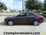 2011 Bordeaux Reserve Metallic Ford Fusion SEL V6 #57872689