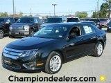 2011 Tuxedo Black Metallic Ford Fusion SEL V6 #57872687