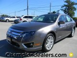 2011 Sterling Grey Metallic Ford Fusion SEL V6 #57872685