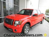 2011 Race Red Ford F150 FX2 SuperCrew #57872667