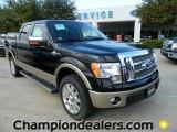 2011 Ebony Black Ford F150 King Ranch SuperCrew #57872666