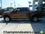 2011 Golden Bronze Metallic Ford F150 XLT SuperCrew 4x4 #57872652