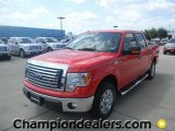 2011 Race Red Ford F150 XLT SuperCrew #57872647