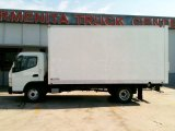 2012 Mitsubishi Fuso Canter FE125 Regular Cab Moving Truck