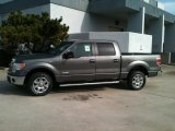 2011 Sterling Grey Metallic Ford F150 XLT SuperCrew #57876379
