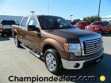 2011 Golden Bronze Metallic Ford F150 XLT SuperCrew #57872641