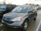 2011 Polished Metal Metallic Honda CR-V LX #58090440