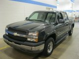 2003 Chevrolet Silverado 1500 HD Crew Cab Data, Info and Specs