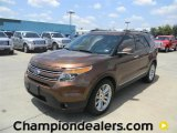 2011 Golden Bronze Metallic Ford Explorer Limited #57872633