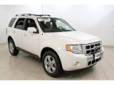 2009 White Suede Ford Escape Limited V6 #58090428