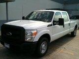 2012 Oxford White Ford F250 Super Duty XL Crew Cab #57876351