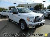 2011 Oxford White Ford F150 XLT SuperCrew #57872624