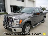 2011 Sterling Grey Metallic Ford F150 XLT SuperCrew #57872623